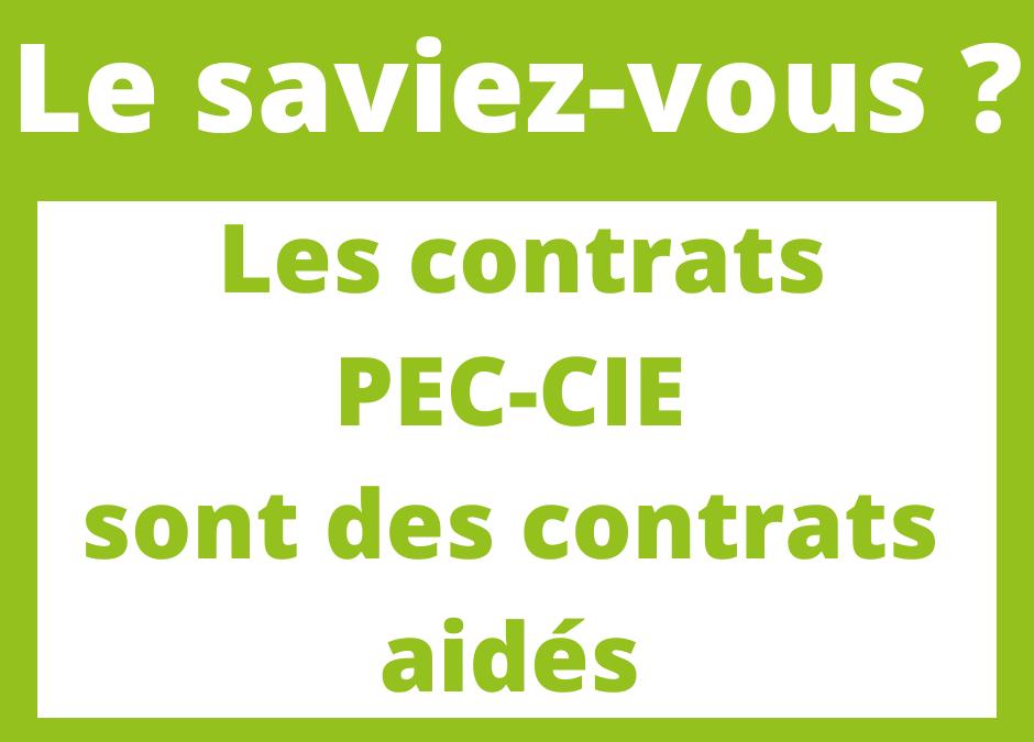Contrat PEC-CIE